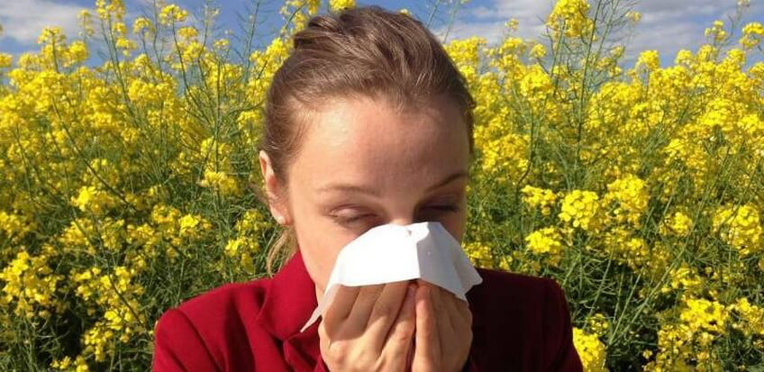 allergies and vitamin c
