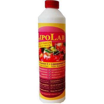 natürliches liposomales Vitamin C aus der Acerolakirsche