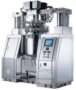 Maschine in der ersten Stufe um liposomales Vitamin C herzustellen